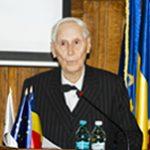 Academician Professor Emeritus Dr. Iulian Văcărel